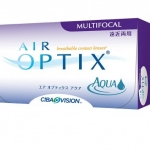 Air Optix Aqua Multifocal - Gleitsichtlinse 6er Pack